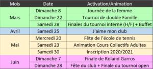 Planning 19-20