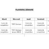 Planning 2021